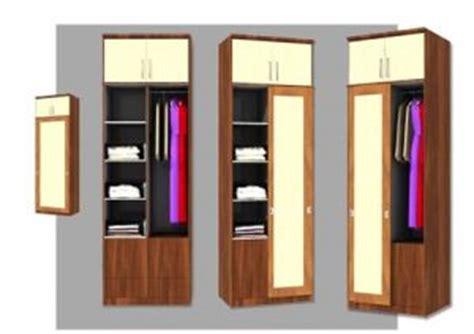 Lemari Es Yang Paling Kecil 10 desain lemari baju kecil minimalis unik rumah impian