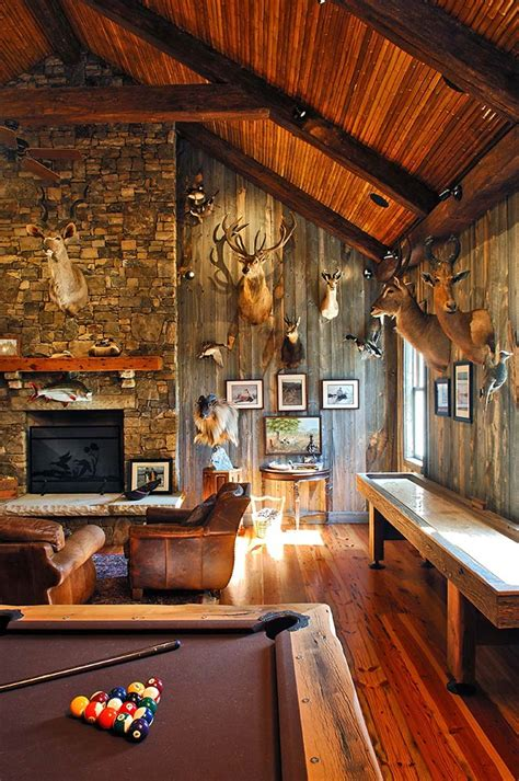 tastefully bringing animal inspiration into your interiors the man cave about town mount pleasant magazine