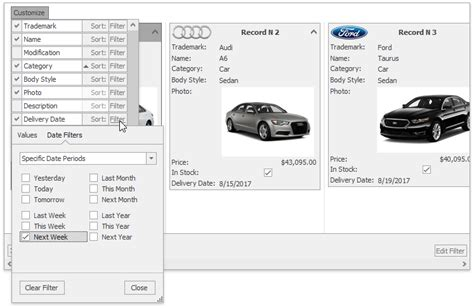 devexpress layout control height card and layout views data grid winforms controls