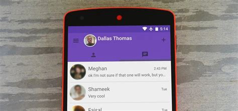 theme google hangouts how to theme hangouts for android with 23 custom colors