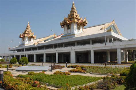myanmar home design modern mandalay airport guide mandalay international airport