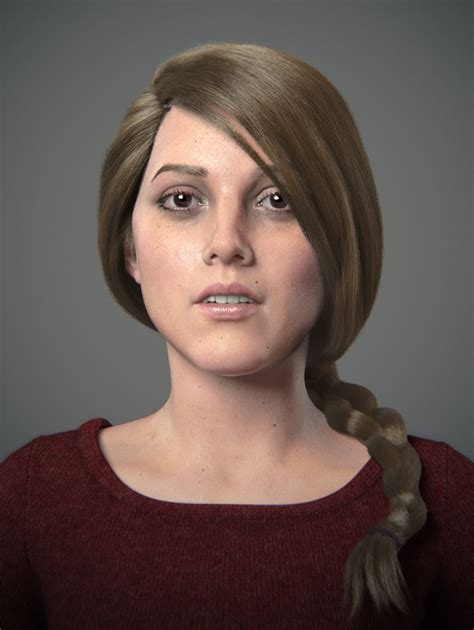 Hairstyles Using Hair Style Kit Toys by The Foundry Community Forums Portrait