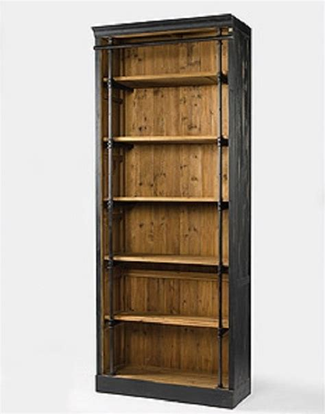 houzz bookcases library single bookcase black eclectic