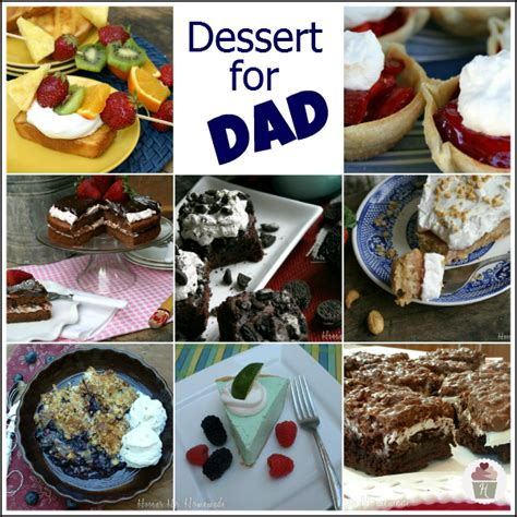 fathers day desert s day cupcakes dessert for hoosier