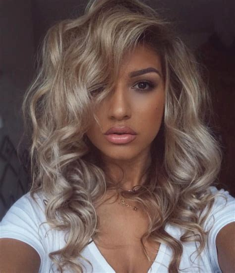 blonde hairstyles short medium or long 30 easy to make curly hairstyles
