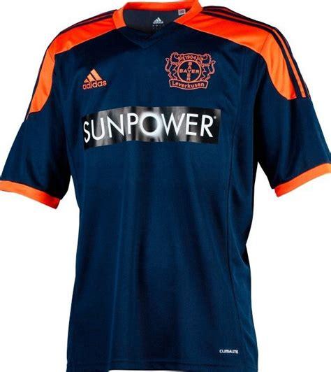 Jersey Go Bayern Leverkusen Home new bayer leverkusen third kit 12 13 adidas football kit news new soccer jerseys