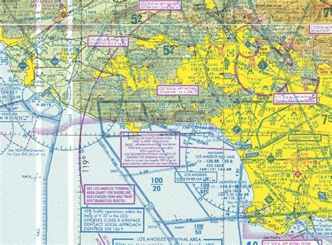los angeles sectional chart los angeles sectional chart vfr sectional charts vfr