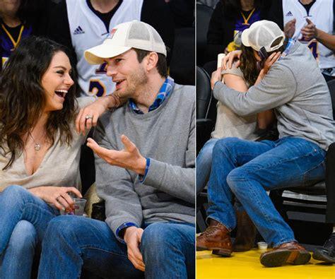 Ashton Kutcher y Mila Kunis, ¿reciben el 2015 como marido