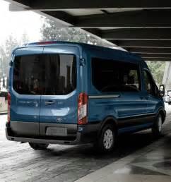 Ford Transit Vans 2017 Ford 174 Transit Size Cargo And Passenger