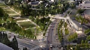 peyser associates sound transit wa u link light rail