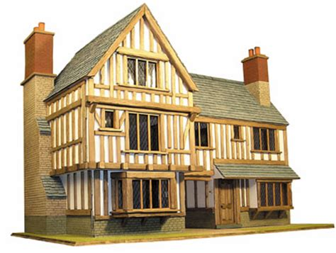 tudor dolls house maple street buy dolls house kits