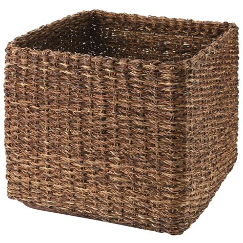 muji baskets stackable bac bac basket square xl w35 d35 h32cm muji