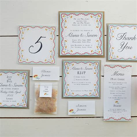 Wedding Invitation Stationery Sets by Wedding Invitation Stationery Sets Rectangle Square