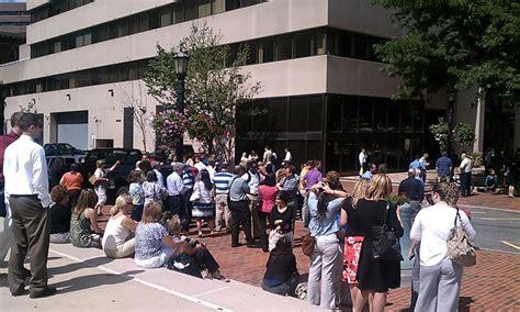 earthquake evacuation earthquake forces evacuation of office buildings wamc