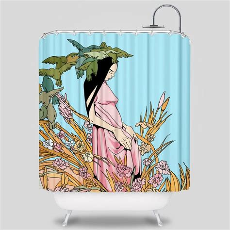 sam flores shower curtain 17 best images about new apartment on pinterest new york