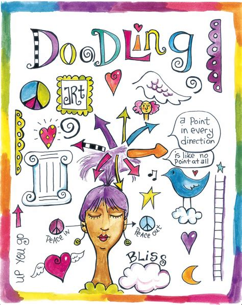 doodle drawing prompts free journal doodling ideas great doodle prompts tips