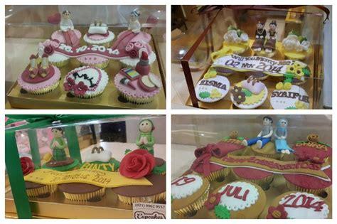 Dus Pita Box Pita Dus Cupcake Pita Merah Termurah cupcakes hantaran seserahan atau lamaran