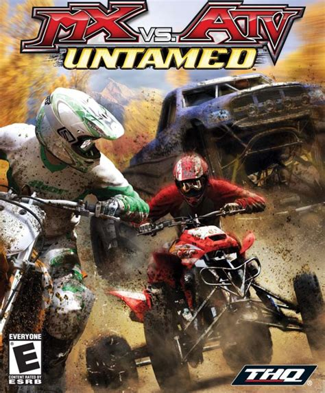 mx vs atv motocross mx vs atv untamed gamespot