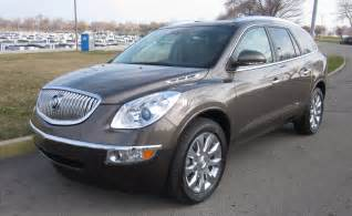 Buick Enclave 2011 Price 2011 Buick Enclave Pictures Information And Specs