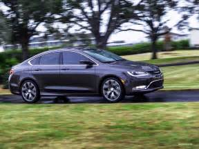 Reviews For Chrysler 200 2015 Chrysler 200 Review