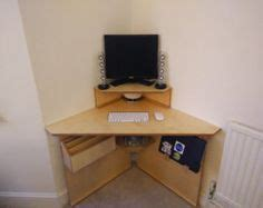 Bespoke Computer Desk by 1000 Images About Home Corner Workstation On Corner Desk Corner Computer Desks