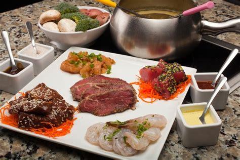 melting pot cuisine the melting pot restaurant review