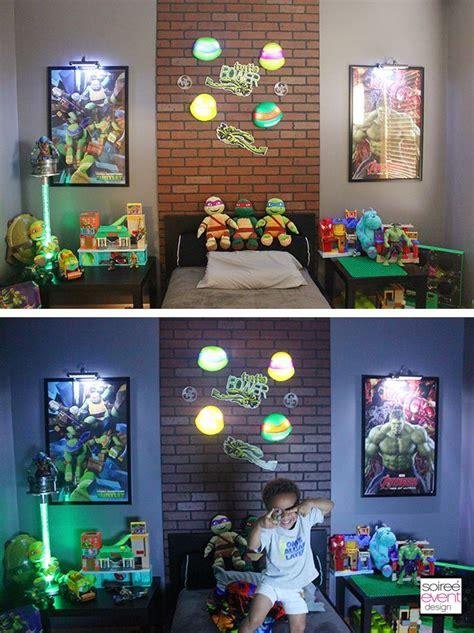 Ninja Turtles Bedroom » Home Design 2017