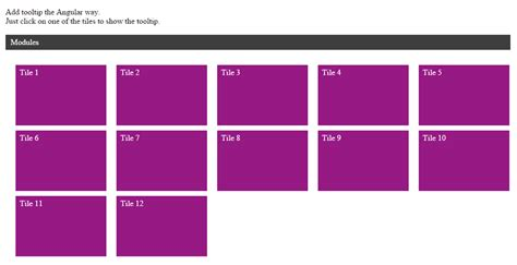 html css tile layout december 2014 knowledgebase