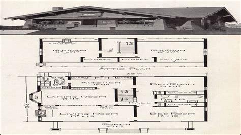 Craftsman Bungalow Floor Plans by 1918 Craftsman Bungalow Floor Plans Craftsman Bungalow