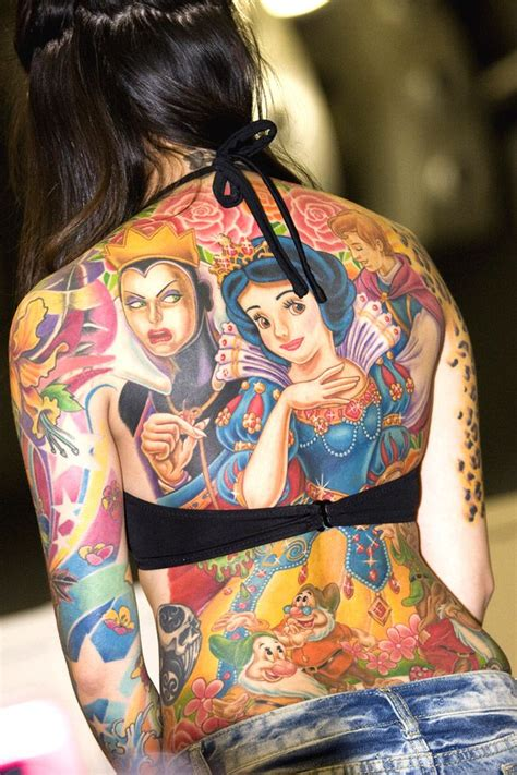 full body tattoo women tattoos pinterest