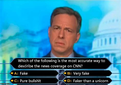 Cnn Meme - who wants to be a cnn anchor imgflip