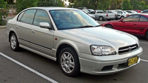top gear subaru legacy subaru legacy third generation