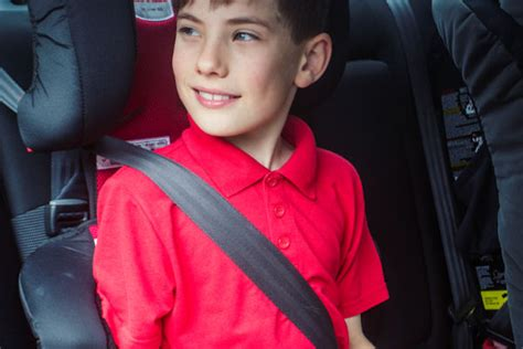 when can my child sit without a booster seat racv safety info advice on child restraints seatbelts