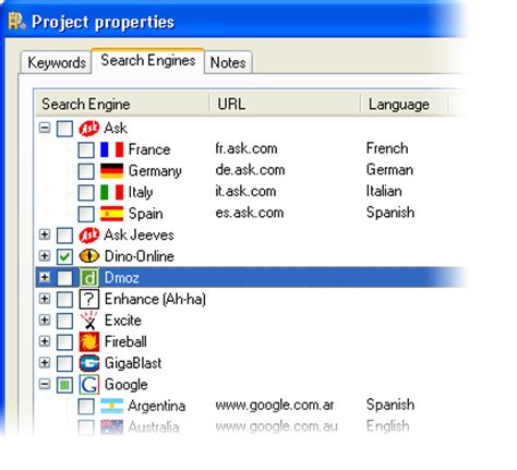 List Of All Search Engines List Of All Search Engines