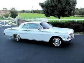 62 chevy impala ss classicamericanrides