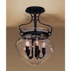 glass ceiling light acharn water glass ceiling light hubbardton forge semi