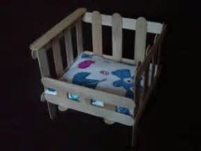 easy arts and crafts popsicle crib