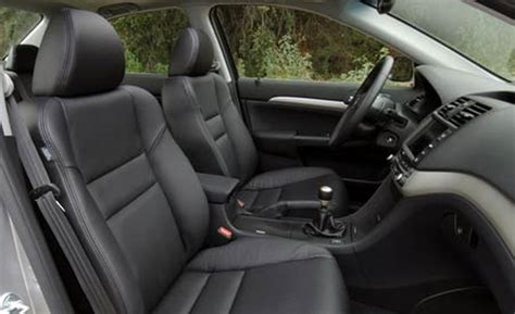 2006 Acura Tsx Interior by Car And Driver