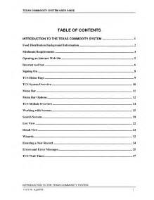 blank table of contents template table of contents template for www imgkid the