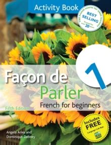 libro facon de parler french facon de parler 1 french for beginners 5ed activity book 9781444168426 true readingspace