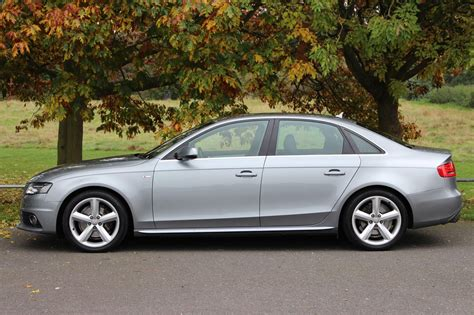 Audi A4 1 8 Tfsi Probleme by Used 2009 Audi A4 Tfsi S Line For Sale In Middlesex