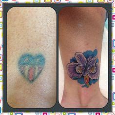 tattoo cover up elf my before and after tattoo cover up you d never know the
