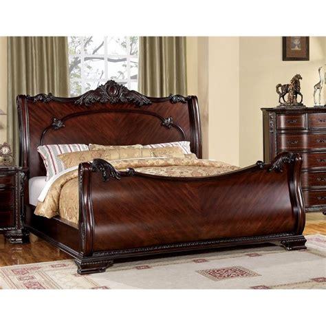 4 piece queen bedroom set furniture of america heffen 4 piece queen bedroom set in