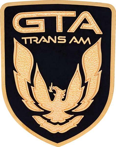 logo emblem gta firebird parts emblems and decals exterior emblems classic industries