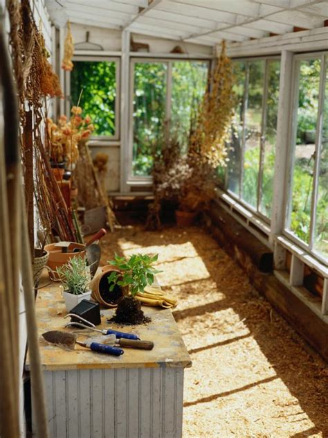 greenhouse flooring heating  staging hgtv