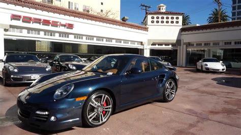 porsche dark blue metallic 2010 porsche 911 turbo coupe 3 8 dark blue metallic brown