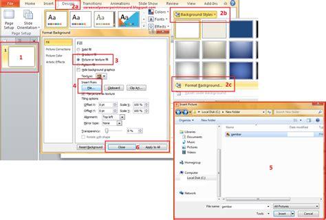 cara membuat video presentasi di powerpoint 2010 tips mudah cara membuat presentasi powerpoint 2010 part 1