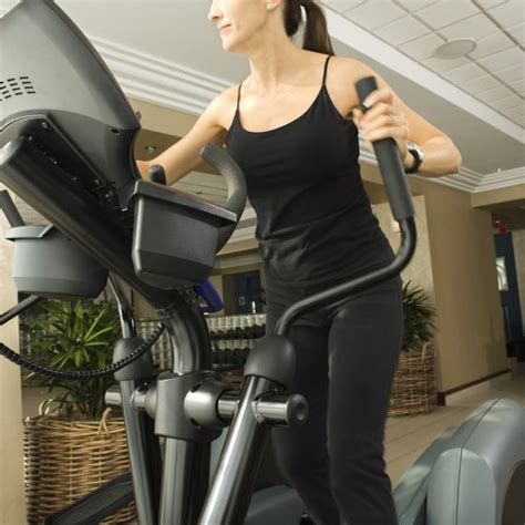 how to use elliptical machines for flat abs firm buttocks healthy living
