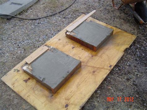 how to make a concrete bench concrete garden bench how to make