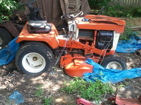 Gardens For Sale by For Sale Vintage Deere And Simplicity Garden Tractors Clawson Mi Patch